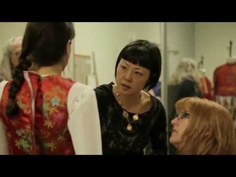 The Ghosts of Versailles | At the Costume Shop with Costume Designer Linda Cho