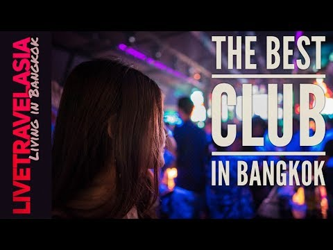 Where to Party in Bangkok, Royal City Avenue Clubs, Route 66 & Onyx, Train Night Market 2018