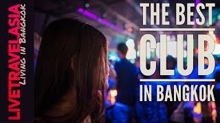 Where To Party In Bangkok, Royal City Avenue Clubs, Route 66 & Onyx, Train Night