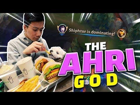 Shiphtur   THE AHRI GOD IS BACK!!!