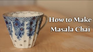 Asmr | Tingles In Ten! | How To Make Masala Chai