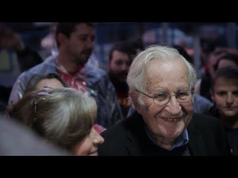 Chomsky visita Lula