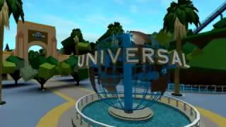 Universal Studios ROBLOX 2017