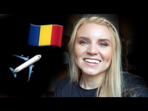 CUM A FOST IN ROMANIA! 🎉 VLOG