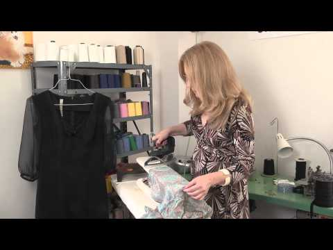 How to Press Silk Fabric : Fabrics & Design