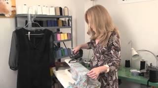 How to Press Silk Fabric : Fabrics & Design