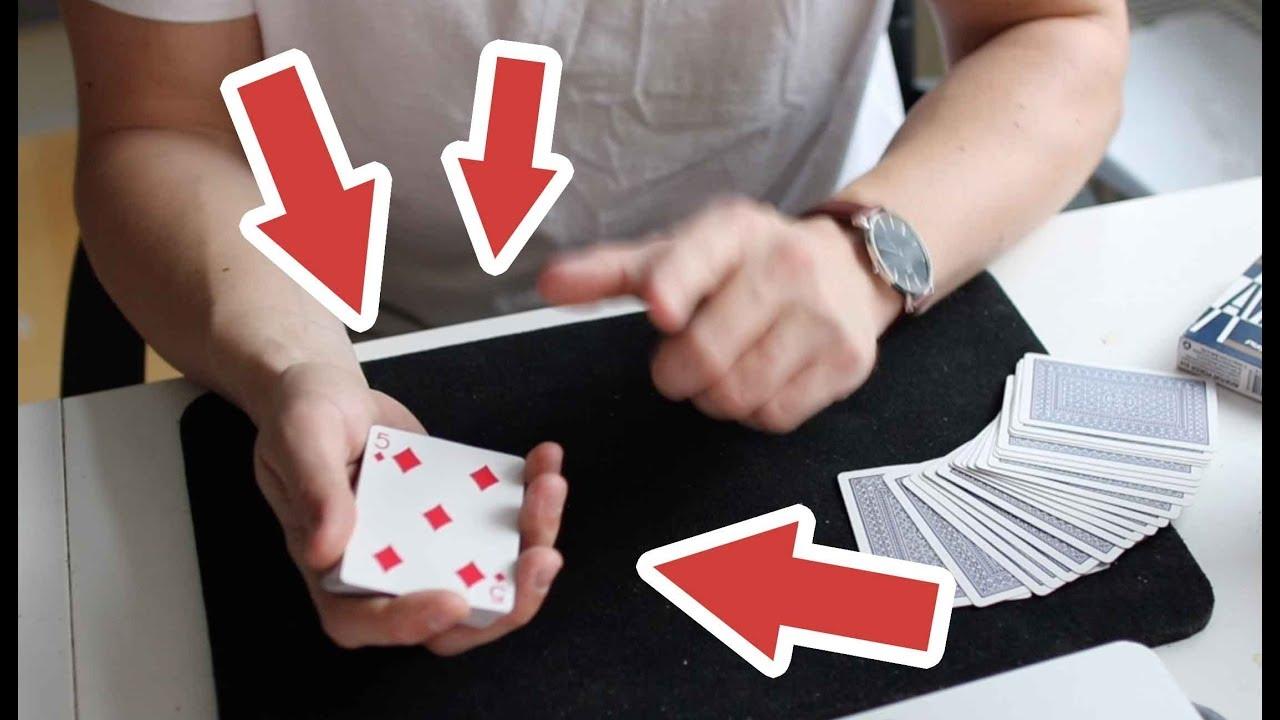 Det umulige kort trick! Lær et vildt korttrick med Anders Møller