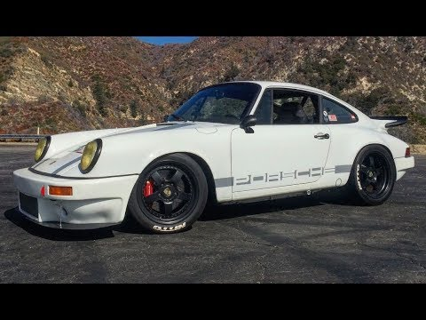 420 WHP Turbocharged 1982 Porsche 911SC - One Take
