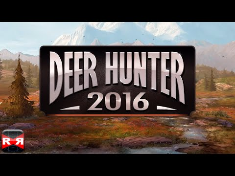 Deer Hunter 2016 (by Glu Games) - IOS / Android - Gameplay Video