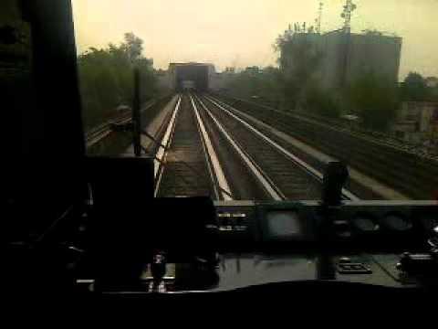 Cab Ride Metro Df Linea 4 Santa Anita Martin Carrera Youtube