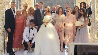 Свадьба Никиты Преснякова и Алены Красновой, на которой присутствовали 200 гостей, состоялась