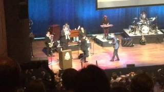Justin Timberlake Memphis Music Hall of Fame Induction Speech