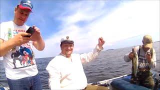 Риболовля на Рыбинке 2016, 1 ч. початок дня