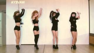 ? [MIRRORED] Waveya - Dance Cover - Miss A - Hush MP3