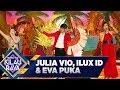 Eva Puka, Ilux Id, Julia Vio [MUNDUR ALON ALON] - Road To Kilau Raya (25/1)