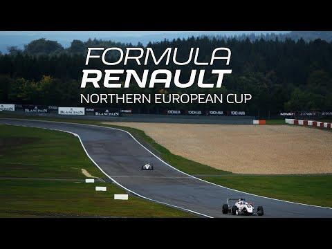Formula Renault NEC - Round 3 - Nürburgring - Race 1 LIVE
