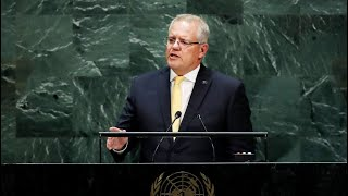 Australia needs to get rid of the United Nations and 'stand on our own two feet'