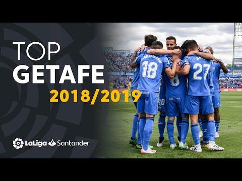 TOP Goles Getafe CF LaLiga Santander 2018/2019