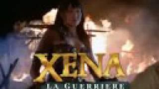 """Bande-Annonce du coffret dvd saison 1 de """"Xena la Guerrière"""""""