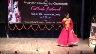 Ram Bhajan in Kathak