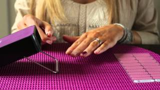 Heating Your Jamberry Nail Wraps Using the Jamberry Nail Heater - Christina Chitwood Performance