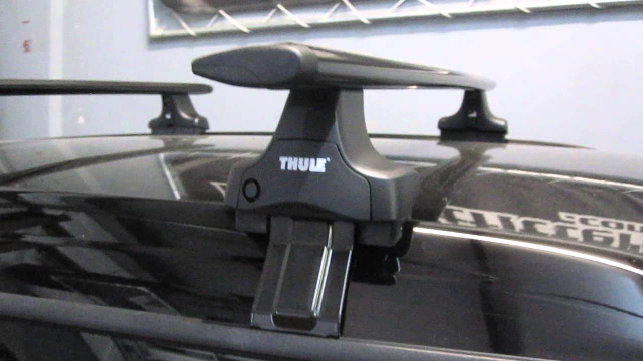 2008 to 2013 Mini Clubman with Thule 480R Traverse ...