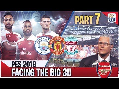 [TTB] PES 2019 Master League PART 7