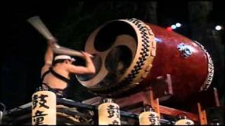 Kodo Drummers - Live at the Acropolis Created with Video Easy Basic.