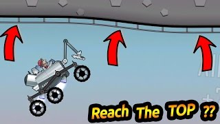 Hill Climb Racing - Reach The Top Of The Map !!