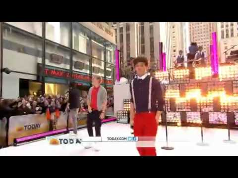 One Direction - More Than This Live on the TODAY show