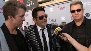 EXCLUSIVE: Rascal Flatts Were Inspired By