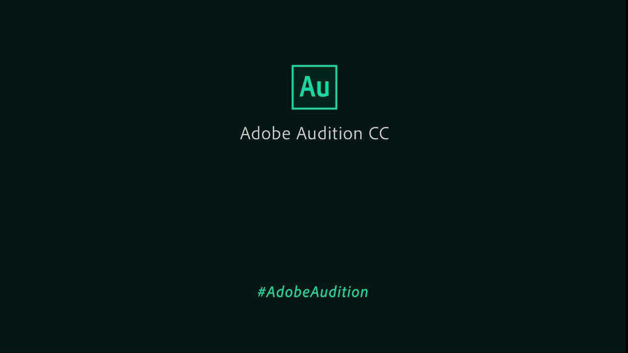 Audio Gets More Intelligent in Audition CC | Adobe Blog