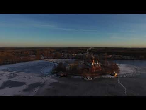 Свято Введенская Островная пустынь близ г. Покрова
