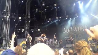 Soilwork - Let This River Flow (Live @ Tuska Open Air 2013)