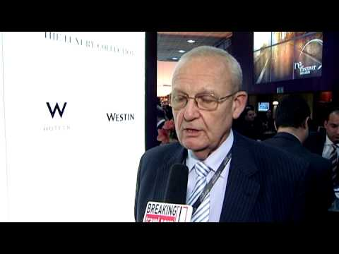 Bob Lunnon - Director, Global Leisure Sales Asia Pacific, Starwood Hotels and Resorts @ ITB 2010