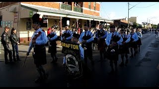 Bag Pipe, Street Parade Maclean 31 3 18
