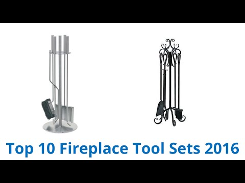 10 Best Fireplace Tool Sets 2016