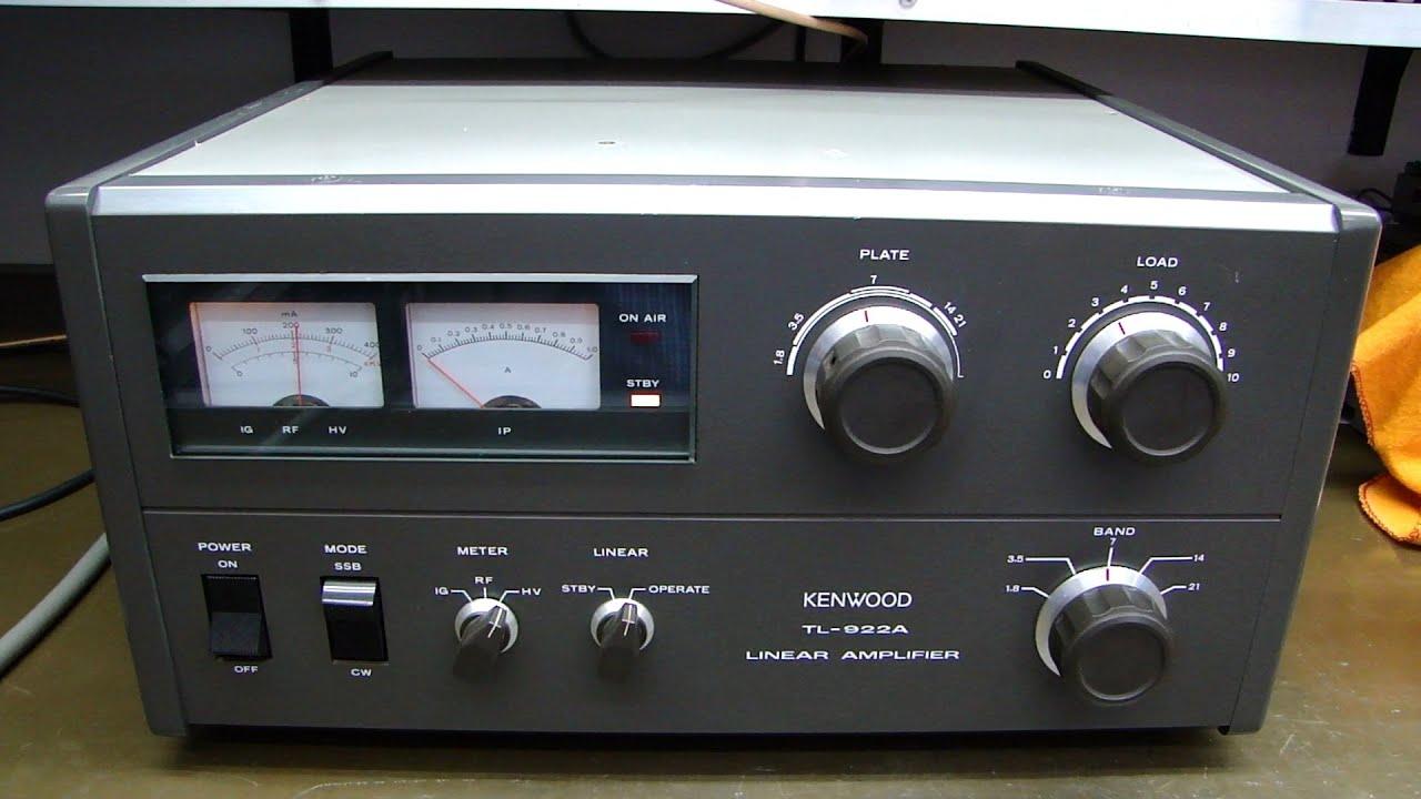 ALPHA TELECOM: REVISÃO e MELHORIAS KENWOOD TL-922
