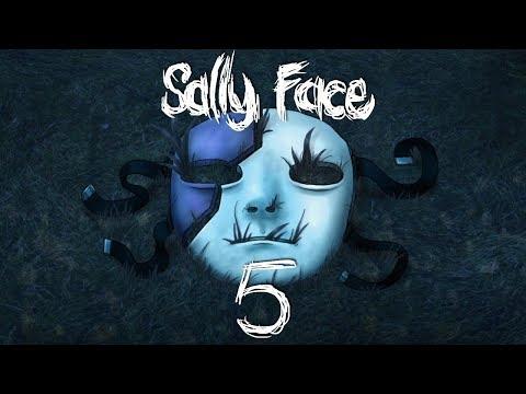 САЛЛИ - МЫ ВСЕ ПРОСРАЛИ ► Sally Face 5 эпизод |1| Салли Фейс