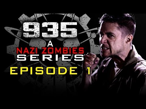 935: A NAZI ZOMBIES SERIES - EPISODE 1 (LIVE ACTION CALL OF DUTY: ZOMBIES)