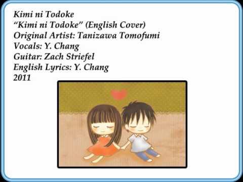 """""""Kimi ni Todoke"""" - KIMI NI TODOKE (English Cover by Y. Chang)"""