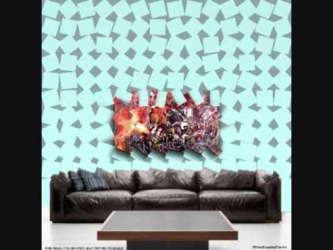"""Nebraska Art, Nebraska abstract paintings, """"City at Dusk"""" by PetesOriginalArt.com"""