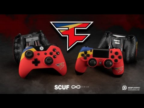 Official New Faze 2 0 Scuf Infinity 1 4ps Ps4 Controlle