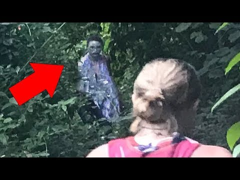 Real Ghosts Caught On Camera? 5 SCARY Videos