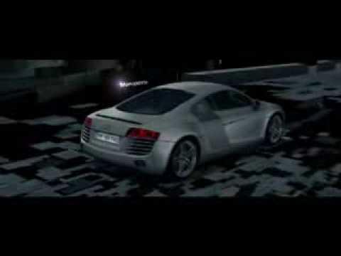 Audi R8 - Artistic Movie