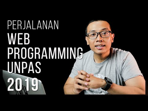 WPU REWIND 2019 : Perjalanan Channel Web Programming Unpas Di Tahun 2019