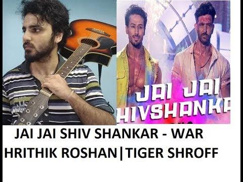 Jai Jai Shiv Shankar Unplugged Cover  War  Hrithik Roshan  Tiger Shroff  Vishal Dadlani  Benny