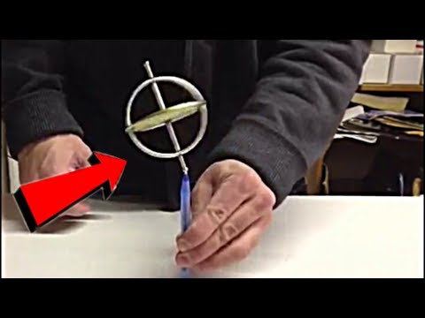 Gyroscope Simple And Physics Science Stunts Incredible Science Experiment Life Hackers