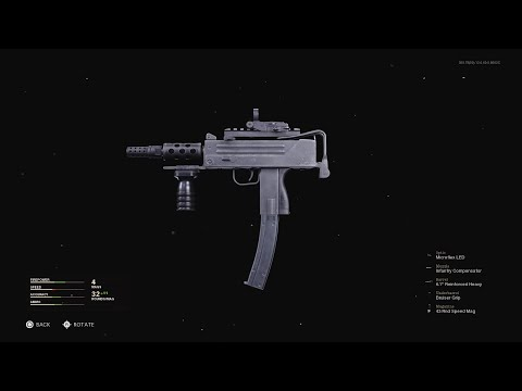 40 Kill game with the MAC 10 Call of Duty®: Black Ops Cold War |