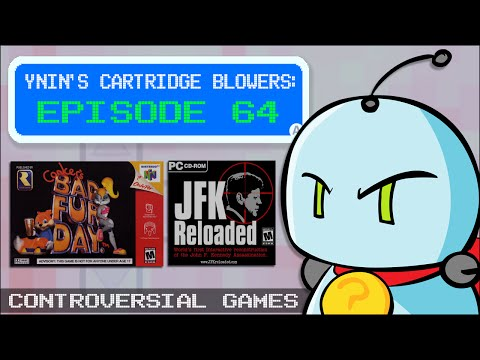 YNIN's Cartridge Blowers Ep.64 -  It's Not Cool to Name Your Kid Raiden